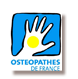 logo osteopathe de france
